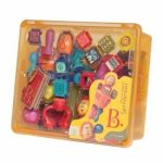 Hunnie-B. Toys Bristle Blocks Spinaroos 2