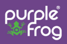 Purle Frog